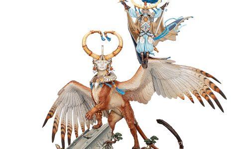 Anunciados los Lumineth Realm-lords y Teclis