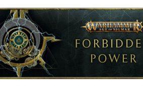 Forbidden Power: La escenografía