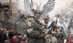 Warscroll de Yndrasta, la Lanza Celestial