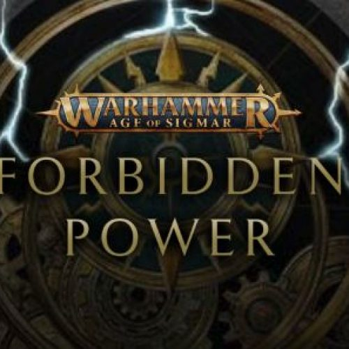 Relatos de Forbidden Power – Cursed Waters