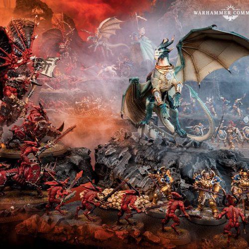 Más nuevas reglas de los dragones Krondys y Karazai