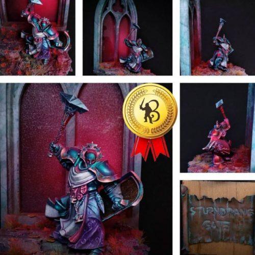 Ganadores del reto de pintura Primus Inter Pares