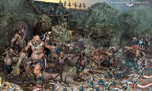 Conociendo las reglas de ejércitos completos de Sons of Behemat