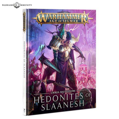 Battletome Hedonites of Slaanesh: Nuevas unidades