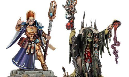 Adelanto de reglas de los dos magos de la caja Dominion de AoS 3.0