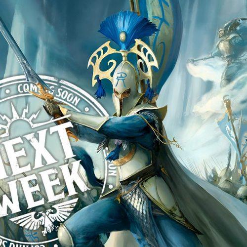 Broken Realms: Teclis y gran oleada de lanzamientos Lumineth en prepedido el próximo sábado
