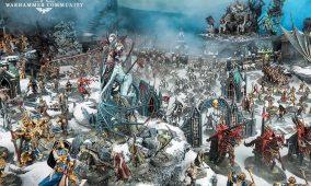 Avance de reglas de las dinastías y legiones vampíricas