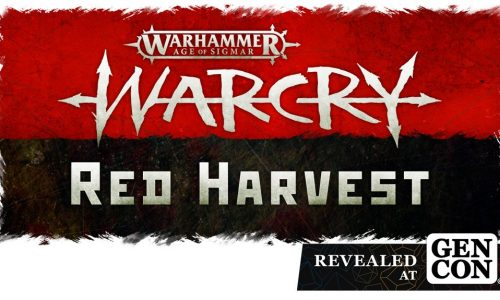 Algo misterioso y con ocho patas se acerca a Warcry